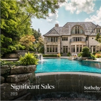 2019 Sotheby's Significant Sales Report
